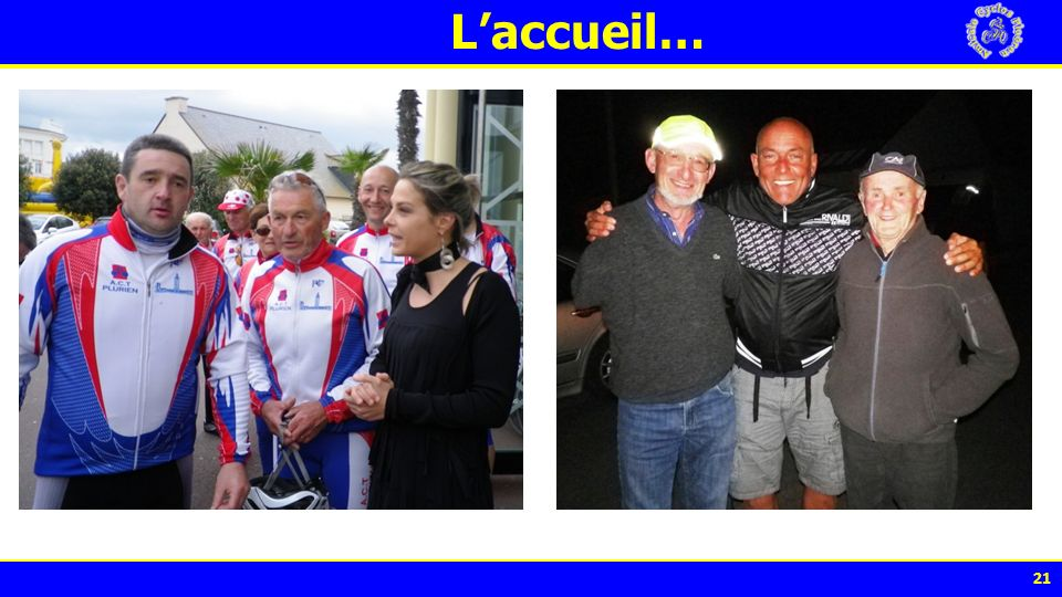 21 Laccueil… 21
