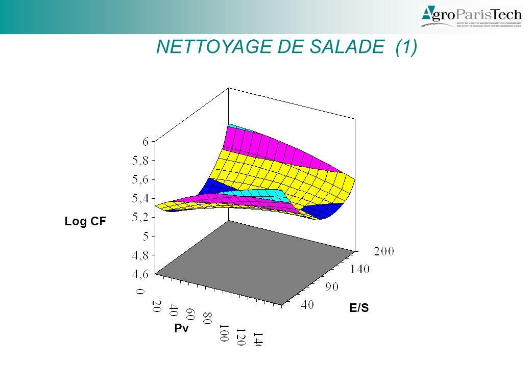 Log CF Pv E/S NETTOYAGE DE SALADE (1)