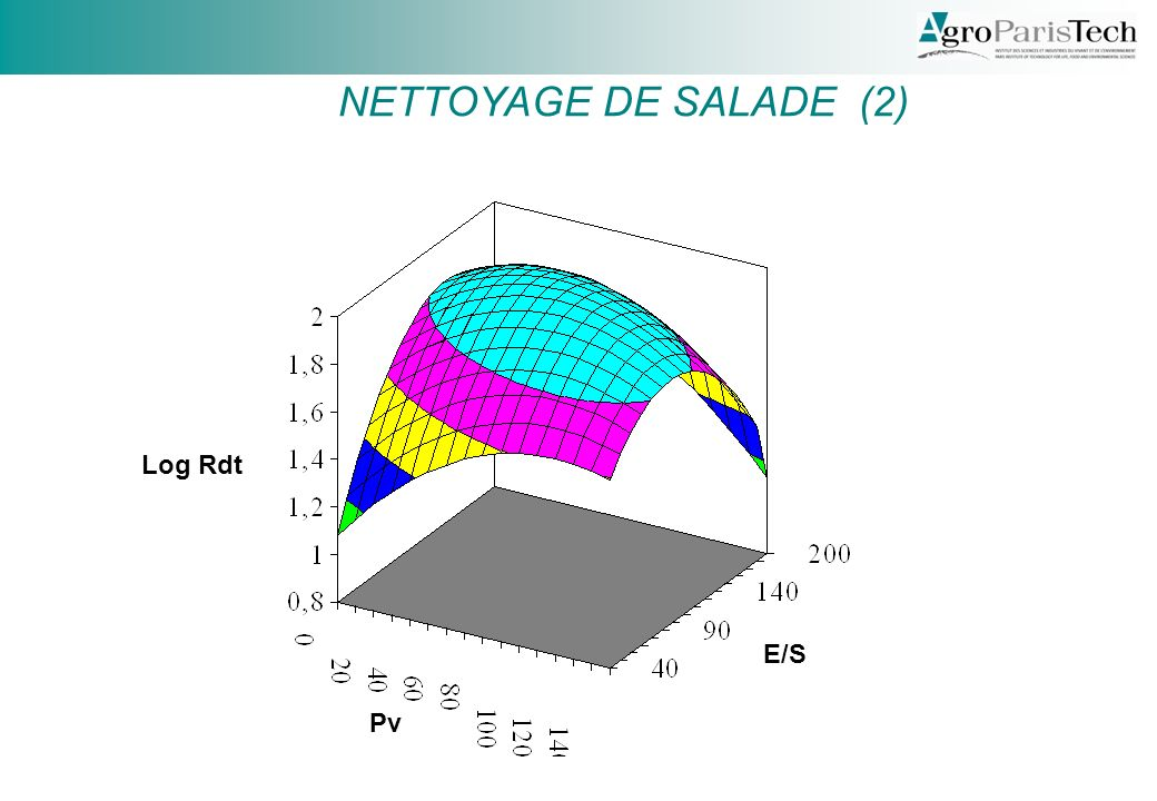 Log Rdt Pv E/S NETTOYAGE DE SALADE (2)