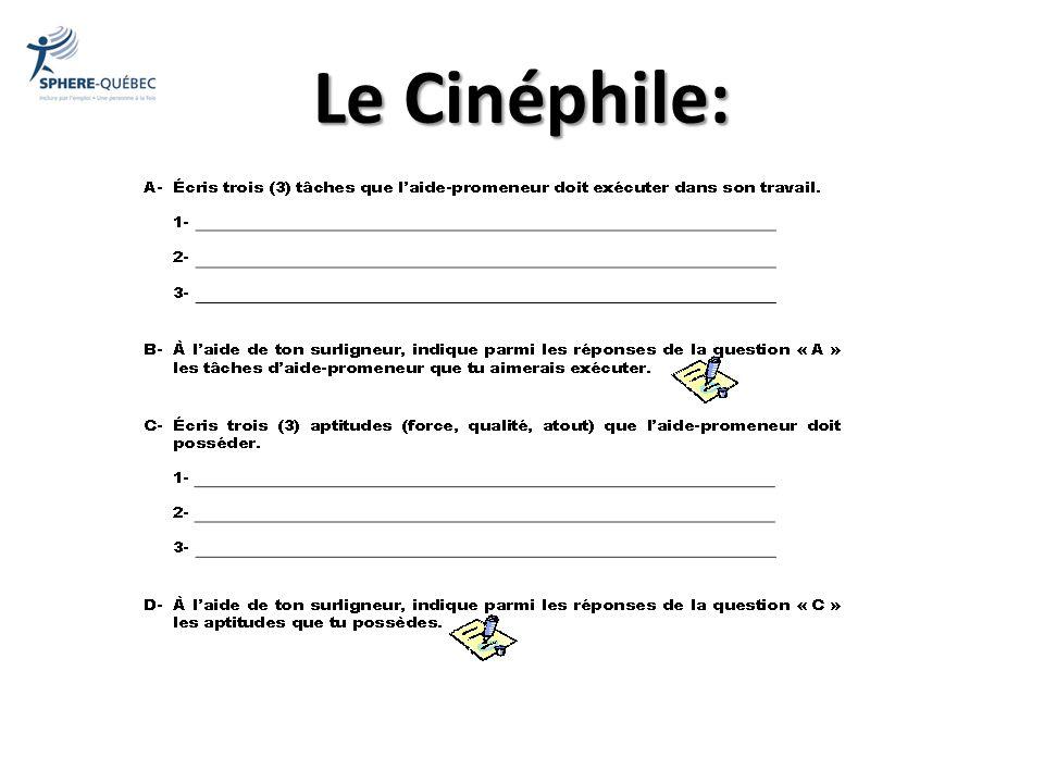 Le Cinéphile: