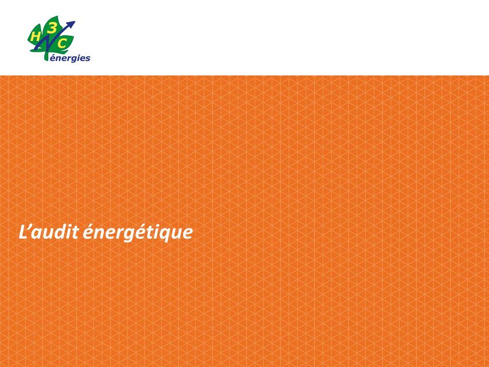 Laudit énergétique