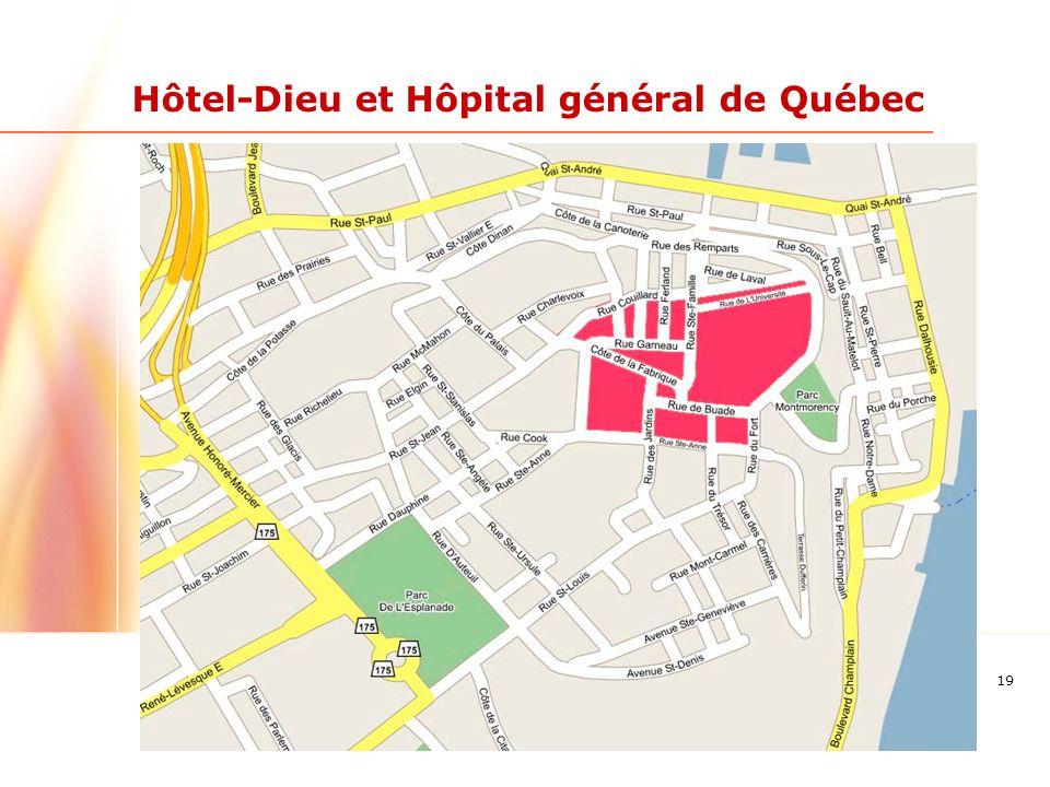 19 Hôtel-Dieu et Hôpital général de Québec