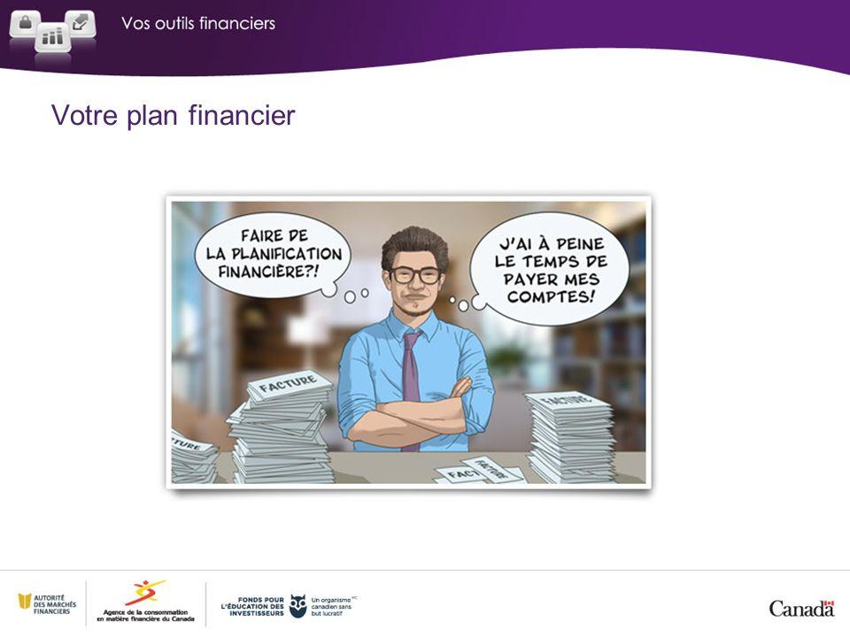 Votre plan financier