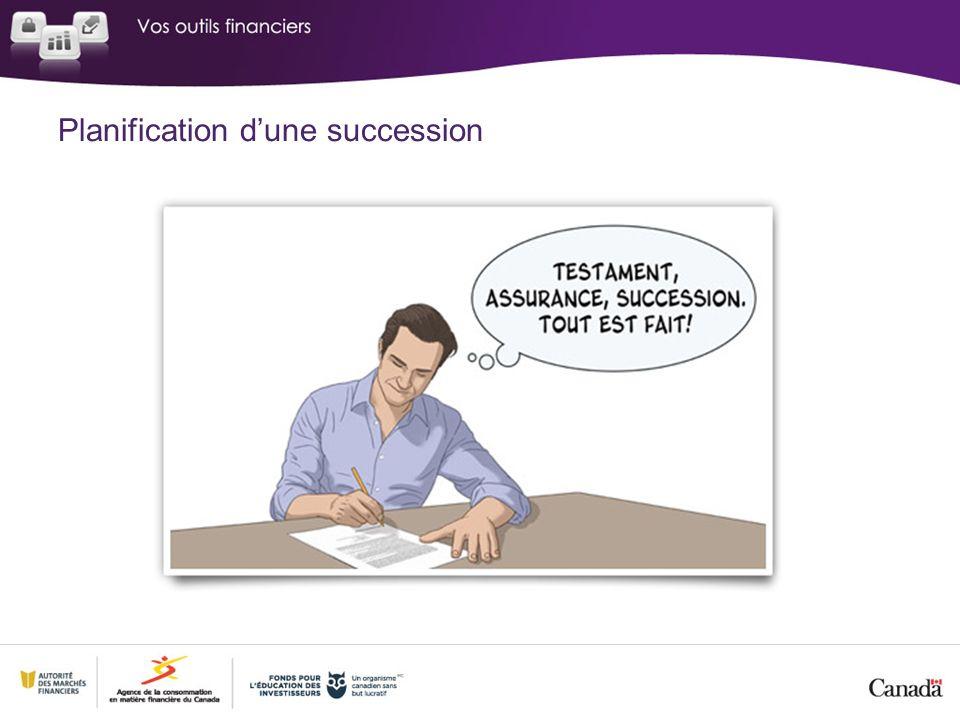 Planification dune succession