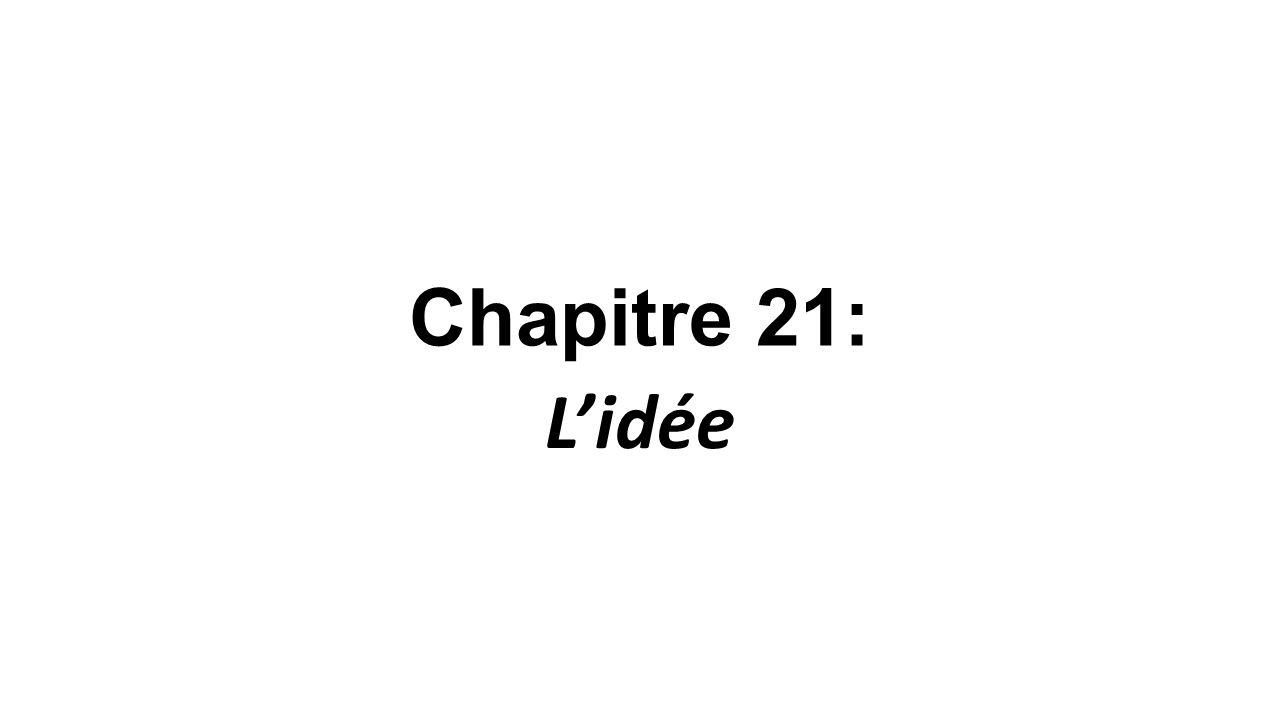 Chapitre 21: Lidée