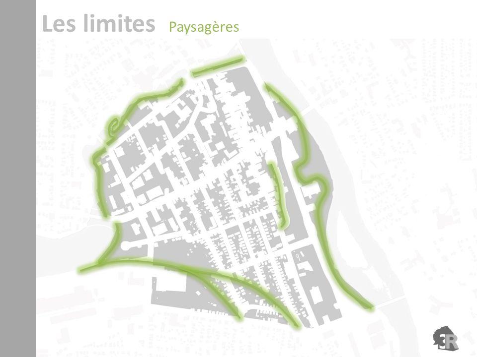 Les limites Paysagères