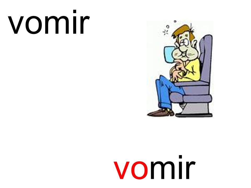 vomir