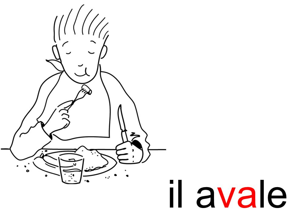 avale il avale