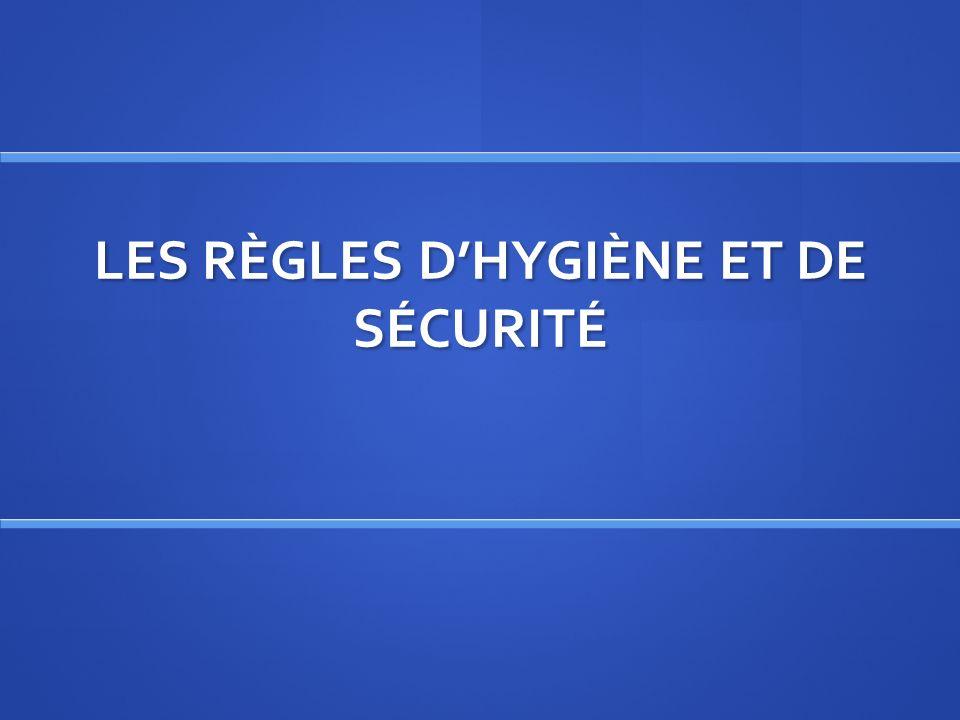 Garanties dhygiène et de sécurité Défaut de déclaration Défaut de déclaration 15 000 amende + 1 an de prison 15 000 amende + 1 an de prison