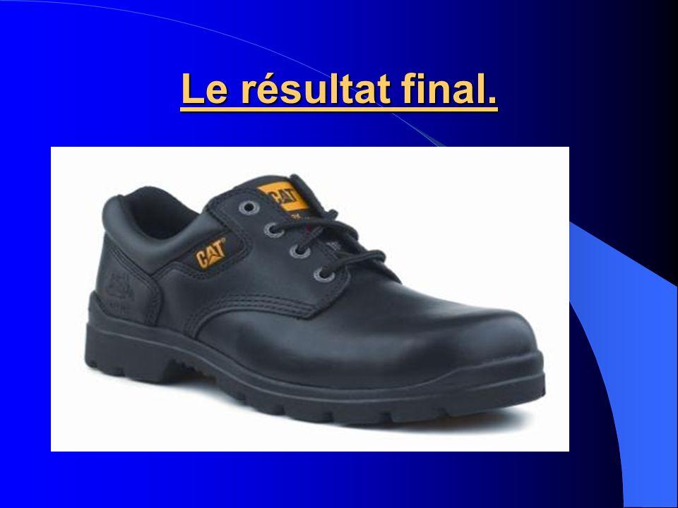 Le résultat final.