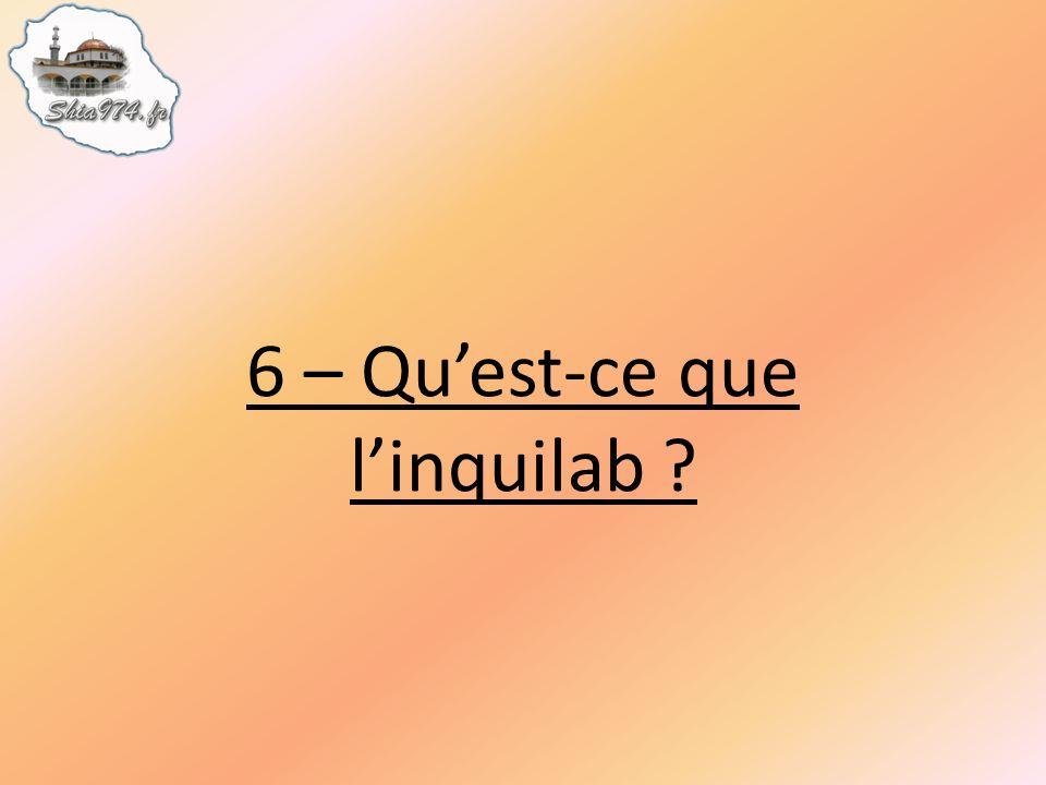 6 – Quest-ce que linquilab ?