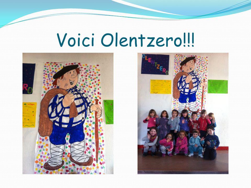 Voici Olentzero!!!