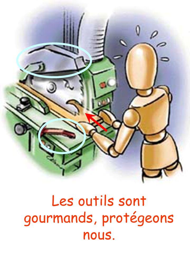 Les outils sont gourmands, protégeons nous.