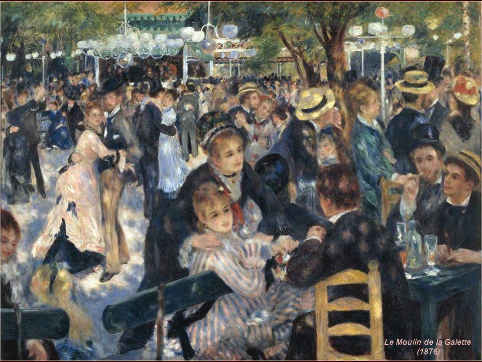 1917, Renoir à Cagnes-sur-Mer dans le jardin.