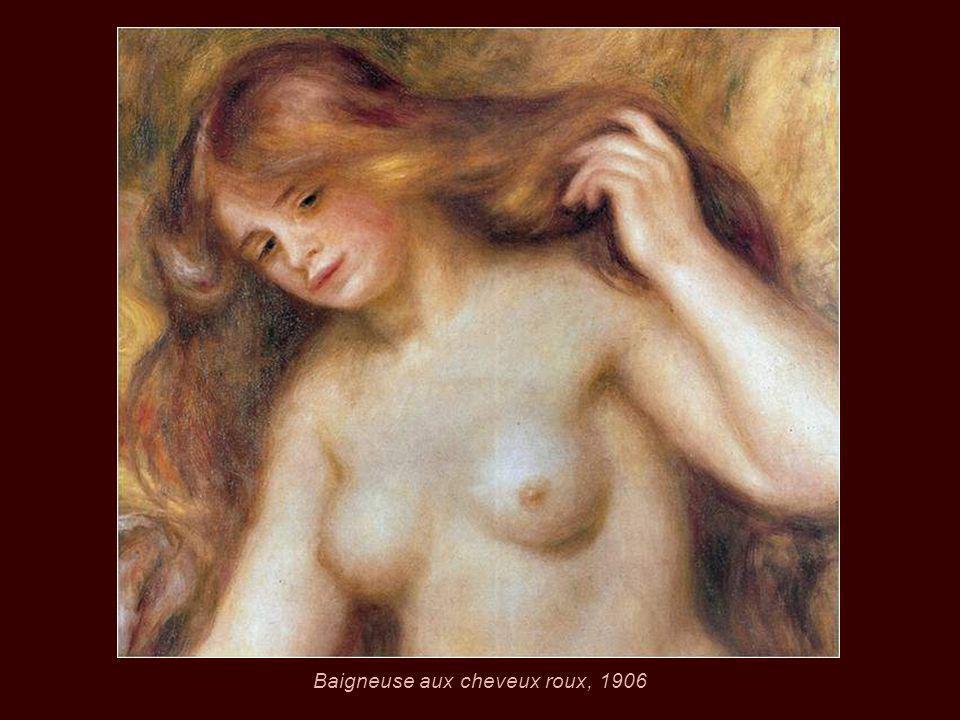 Portrait de Julie Manet, 1894Gabrielle avec Jean 1896