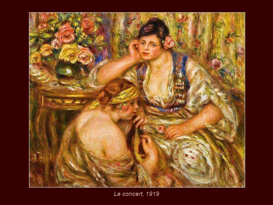 Femme sur les toilettes, 1918