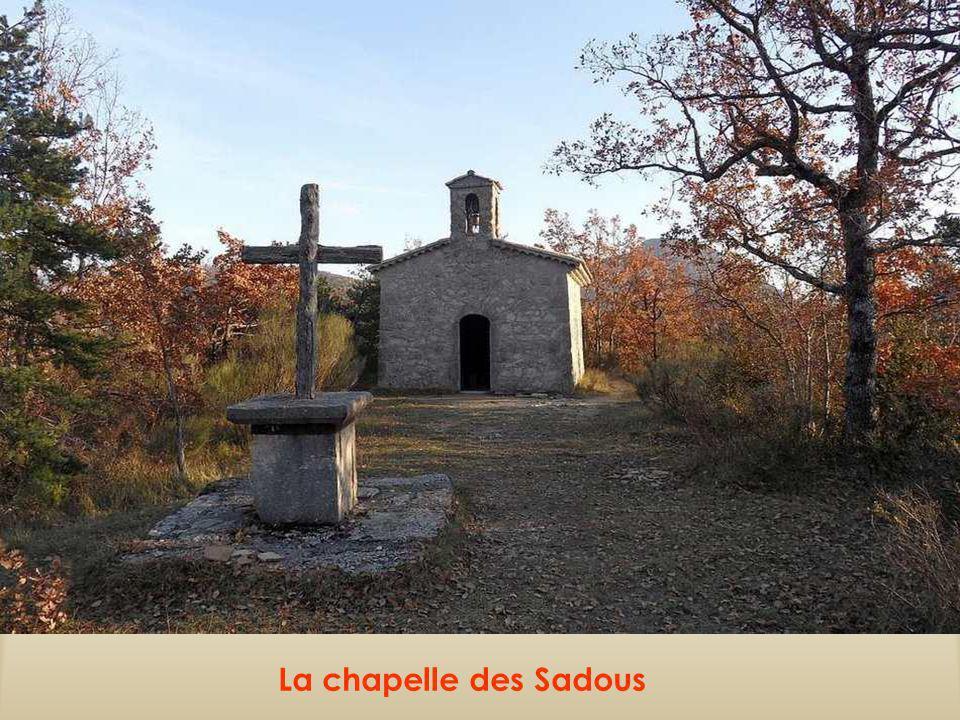 La chapelle des Sadous