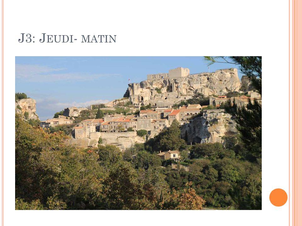 J3: J EUDI - MATIN