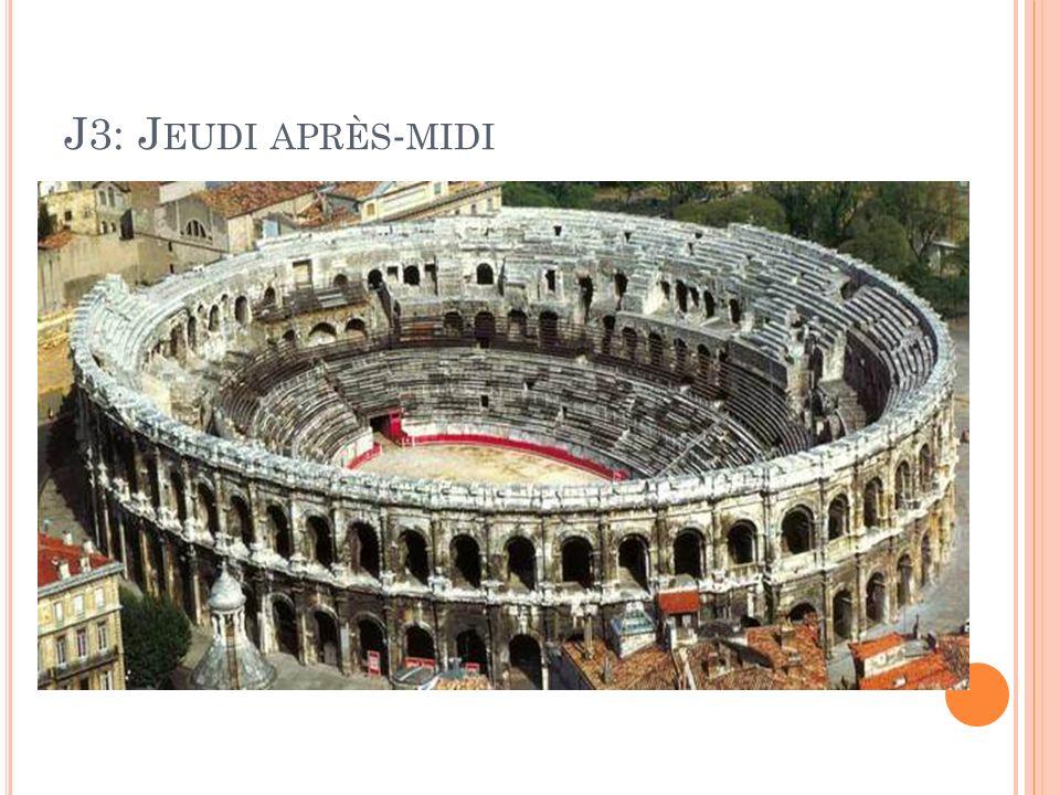 J3: J EUDI APRÈS - MIDI