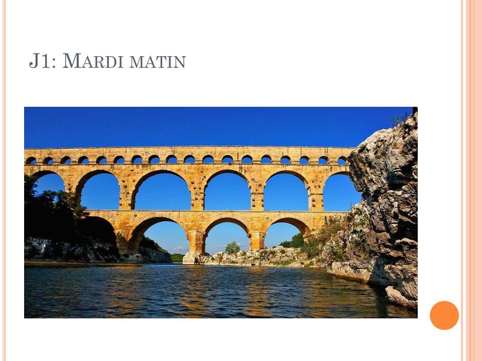 J1: M ARDI MATIN