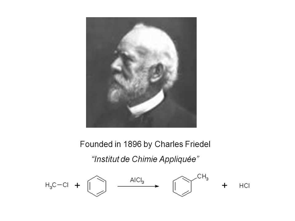 Director, 1899 à 1907 Henri Moissan Nobel Prize in 1906 for isolation of flourine and invention of electric arc furnace