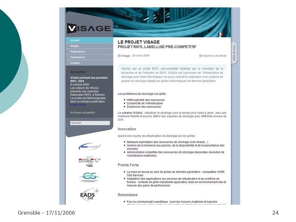Grenoble - 17/11/200624