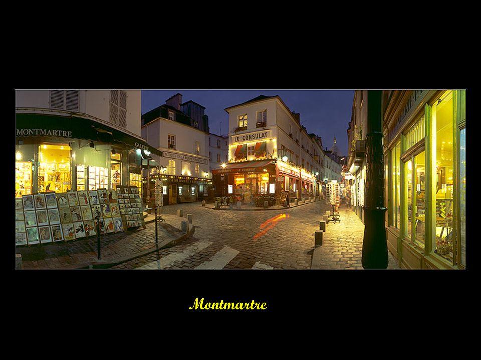 Chevet De Saint Eustache Et Rue Montorgueil