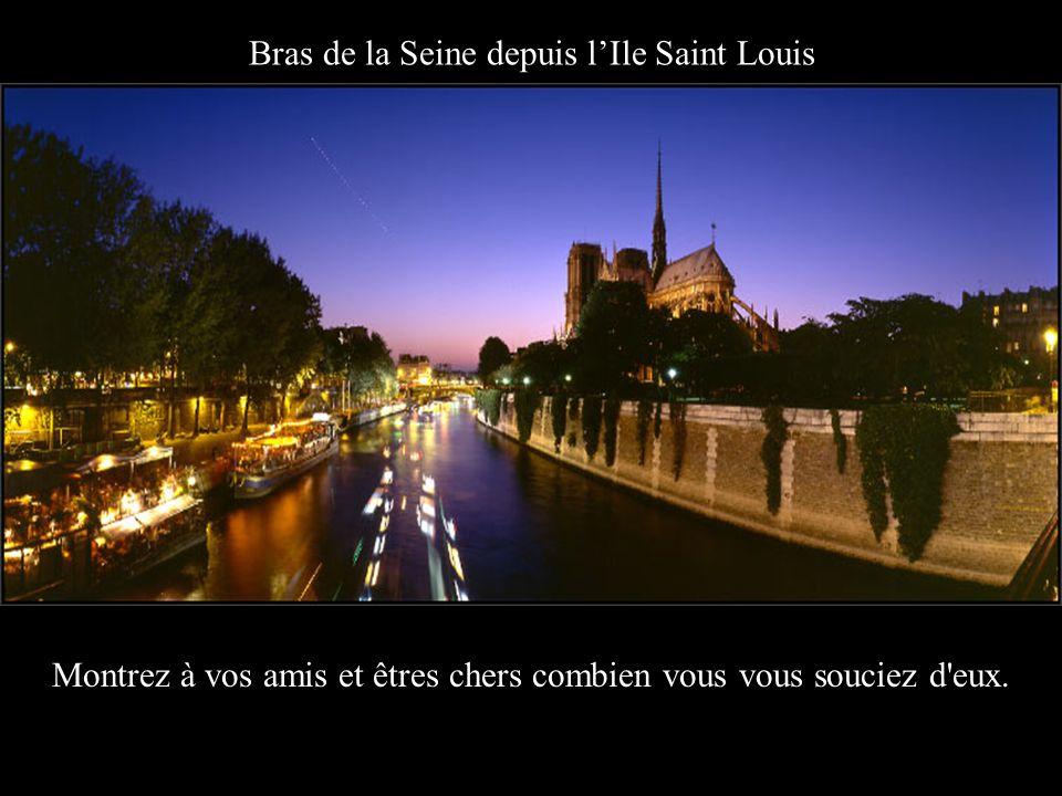 Notre Dame de París Personne ne se souviendra de vous, si vous gardez vos pensées secrètes. Forcez-vous à les exprimer.