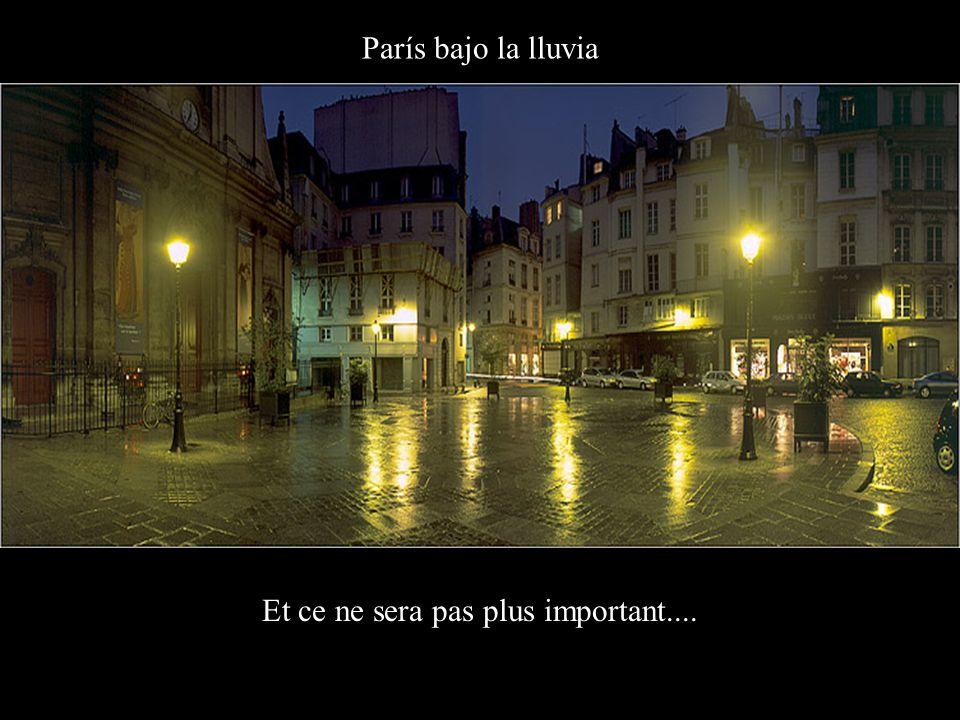 Pedal de la Torre Eiffel Si vous ne le faites pas, demain sera comme aujourd'hui.