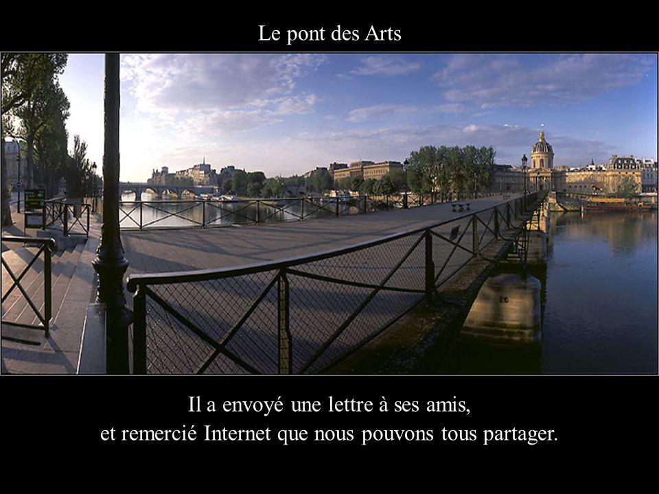 Notre Dame de París Personne ne se souviendra de vous, si vous gardez vos pensées secrètes.