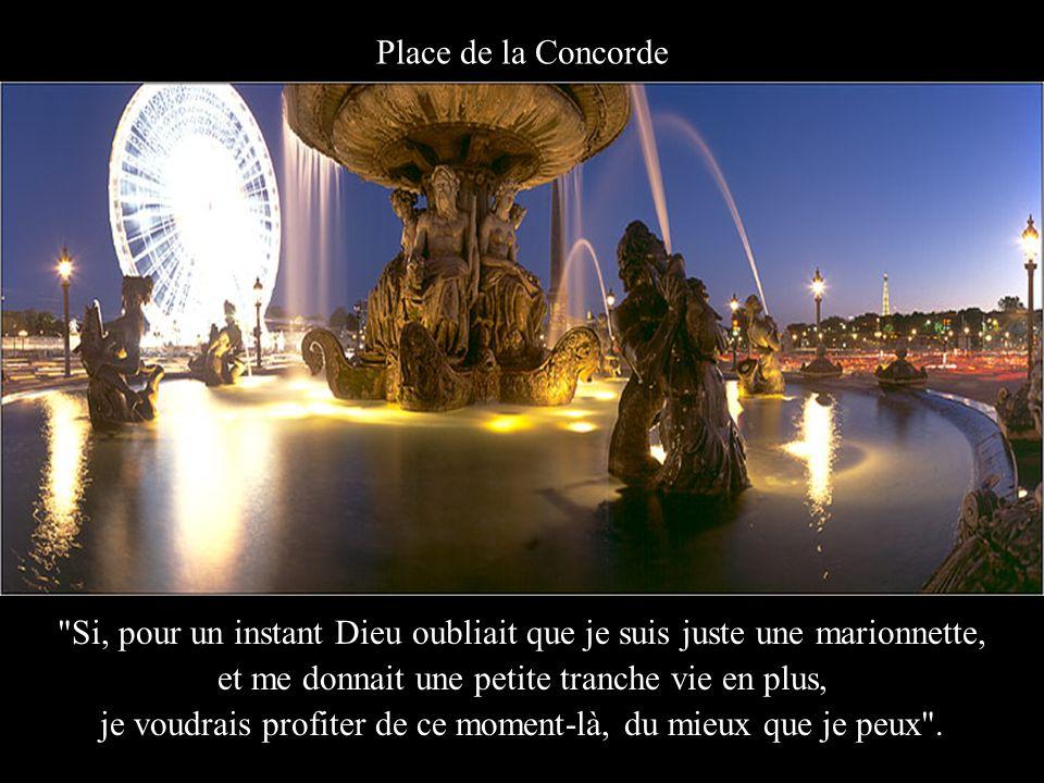 Panorámica de París y Defensa Envoyer ceci à tous ceux que vous aimez ou chérissez.