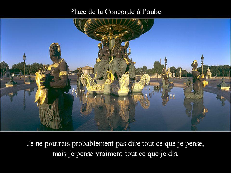 Pedal de la Torre Eiffel Si vous ne le faites pas, demain sera comme aujourd hui.