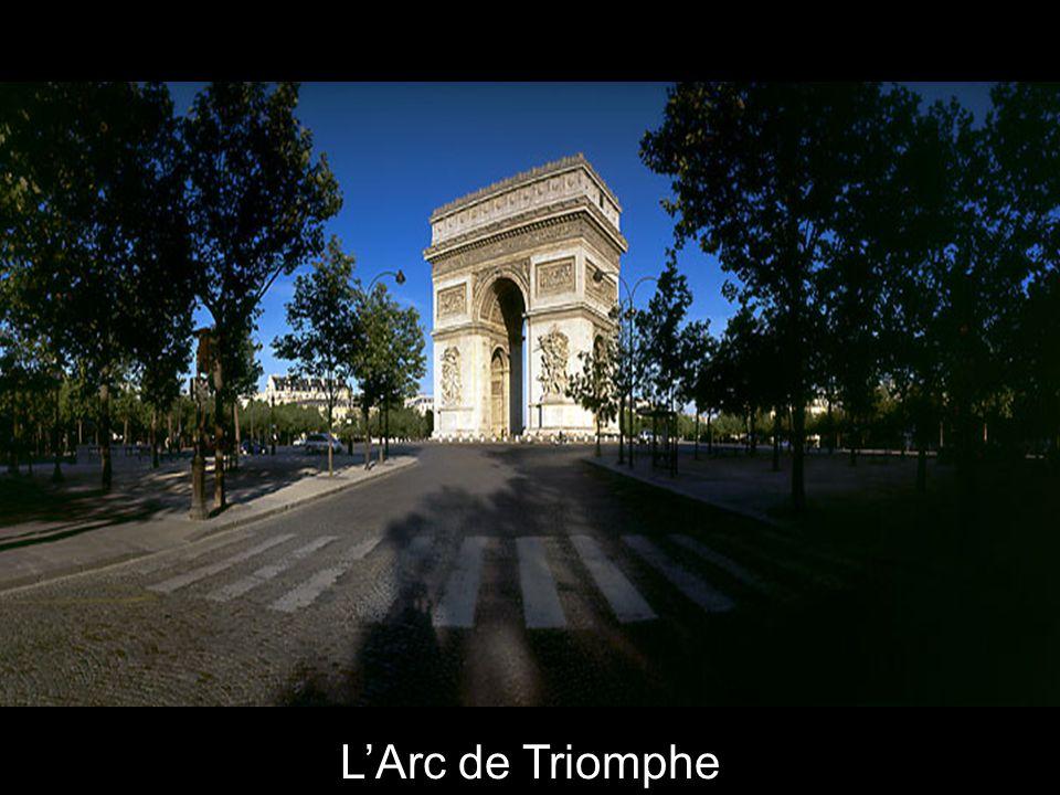 Paris depuis le Pont des Arts