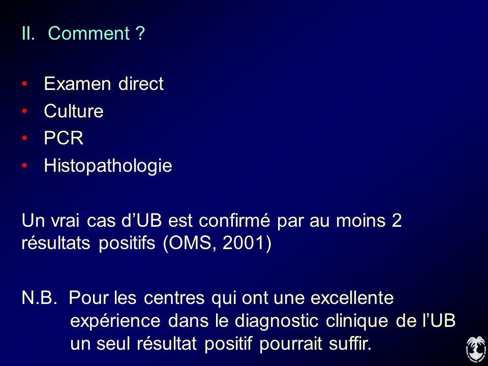 III.Recueil des échantillons 1.