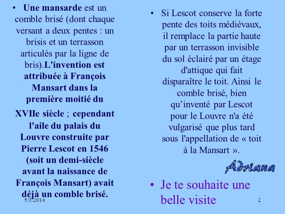 5/1/201422 Place des Victoires