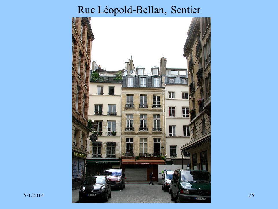 5/1/201424 Boulevard Poissonnière