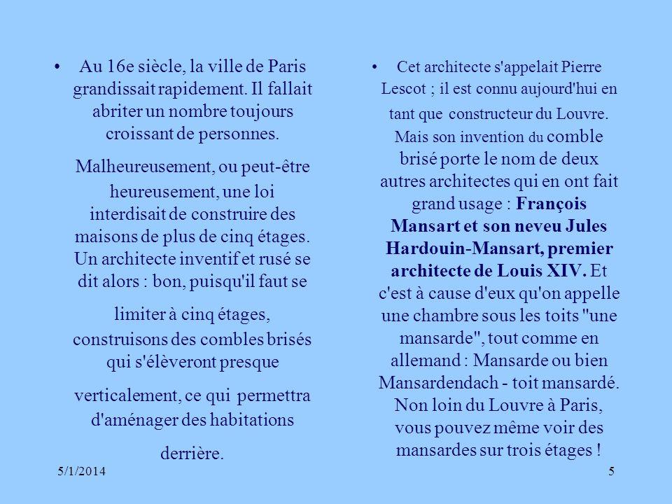 5/1/201415 Place de la Madeleine