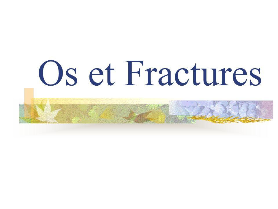 Les fractures secondaires chez le blessé médullaire Taux de survenue : 31 à 33% des hommes (recul de 21 ans) Vestergaard et al.