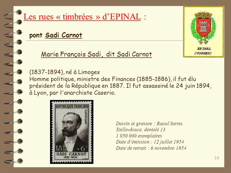 15 Camus Albert (1913-1960), né en Algérie Écrivain, il publie en 1937 « l'Envers et l'endroit » puis en 1942 « l'Étranger ». Membre du groupe de rési