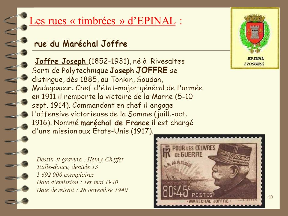 39 Jaurès Jean (1859-1914), né à Castres Homme politique, député du Tarn (1885) puis à Carmaux (1893), il forme le parti socialiste français (1901), f