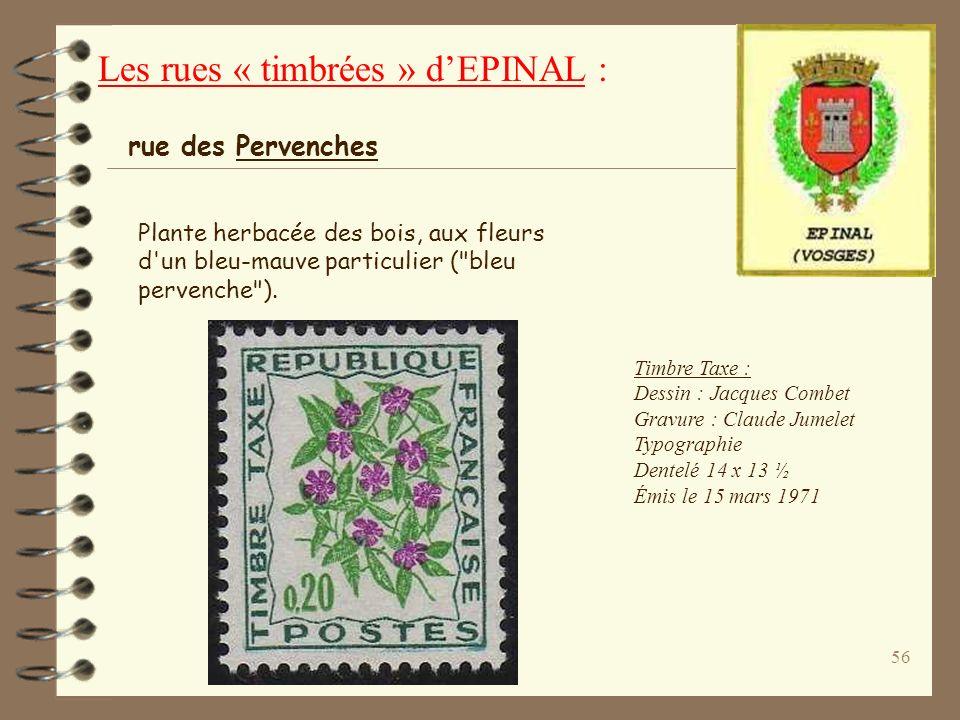 55 Pasteur (1822-1895), né à Dole Chimiste et biologiste Louis PASTEUR étudia les fermentations et proposa la pasteurisation par chauffage. Il travail