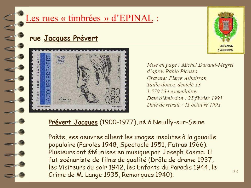57 Raymond Poincaré (1860-1934), né à Bar-le-Duc Homme politique, avocat, député de la Meuse (1887-1903) puis sénateur de la Meuse (1903- 1913) il a é
