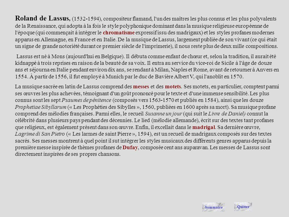 Édouard Lalo, (1823-1892), compositeur français dont l'œuvre est appréciée pour sa clarté musicale, la richesse de son orchestration et pour un indéni