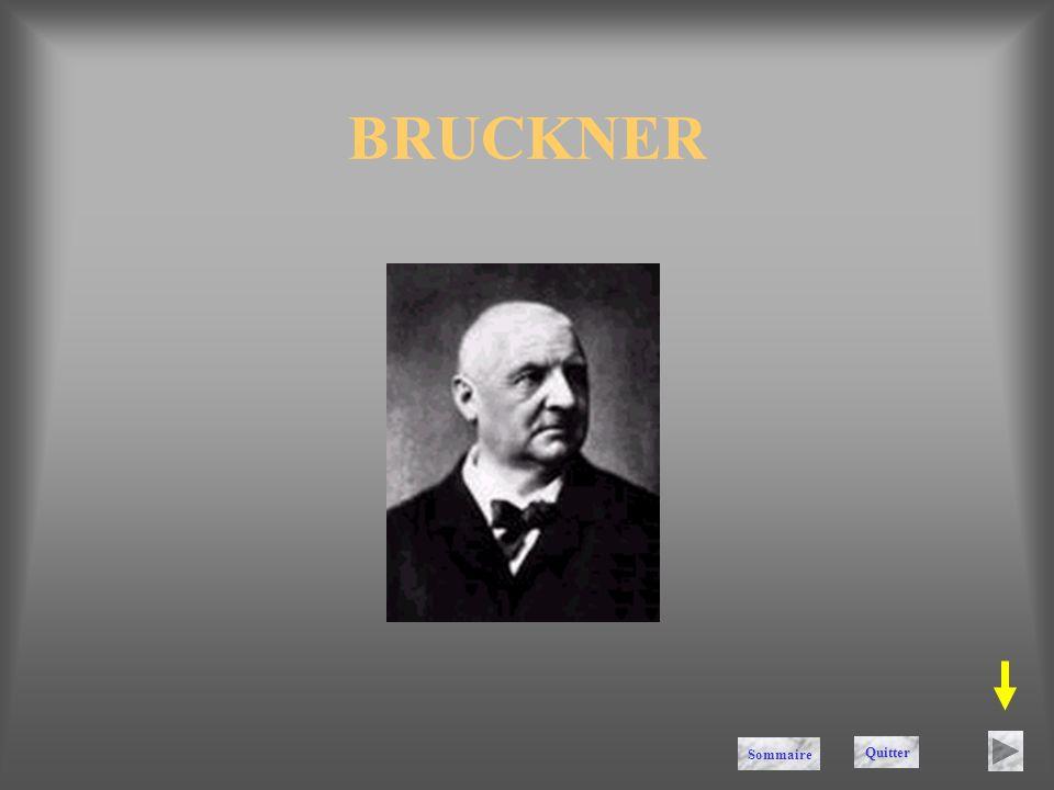 Max Bruch, ( 1838-1920 ), chef d'orchestre et compositeur allemand. Né à Cologne, il étudia la musique à Francfort et à Cologne. Il dirigea le Liverpo