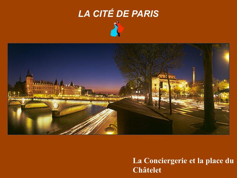 Quai de Bourbon LA CITÉ DE PARIS