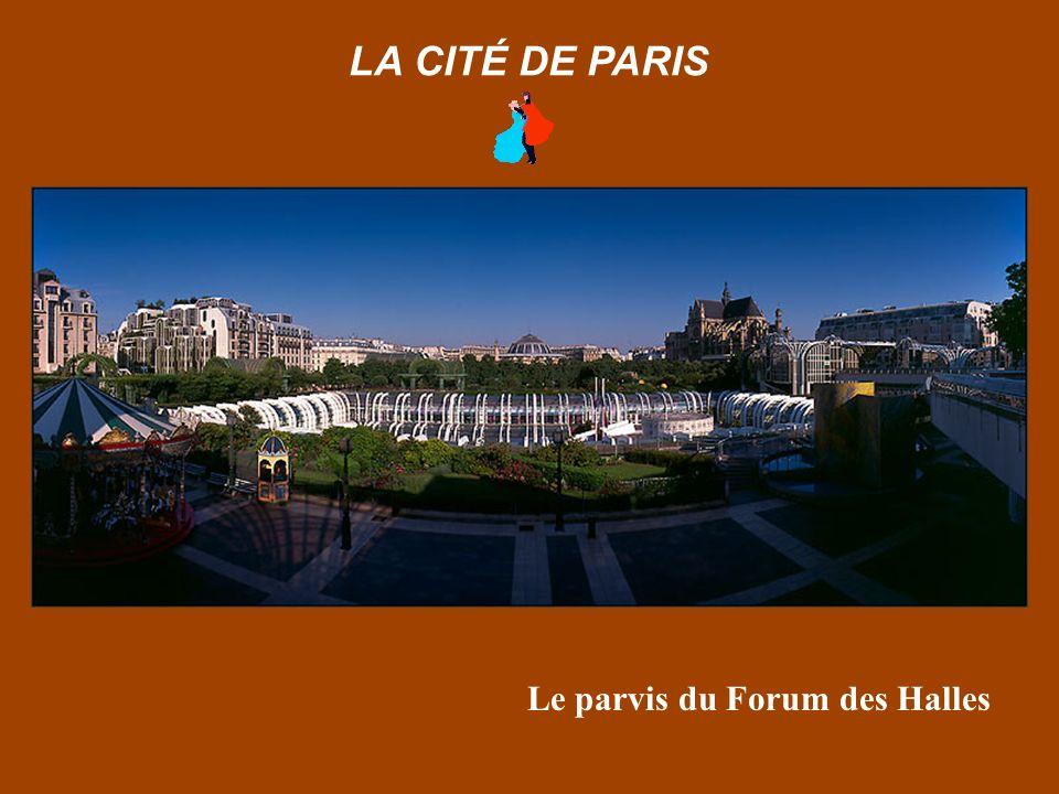 Vue panoramique de Paris et La Défense LA CITÉ DE PARIS UNE CRÉATION DE MINHTHONG.NET