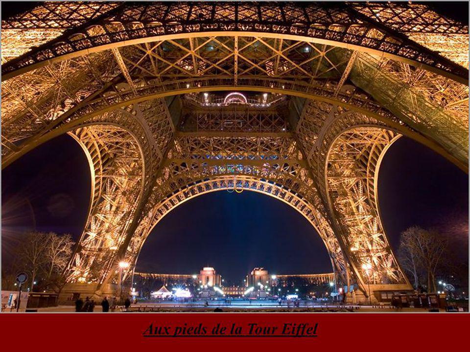 Institut de France et le Pont des Arts (Paris)