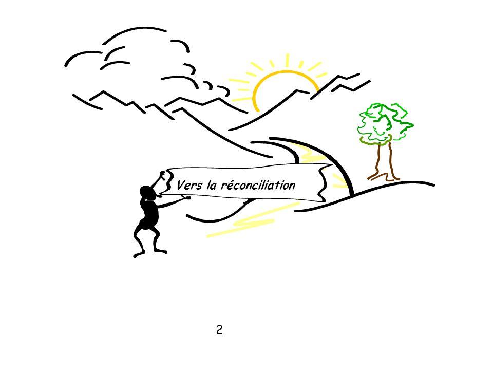 Vers la réconciliation 2