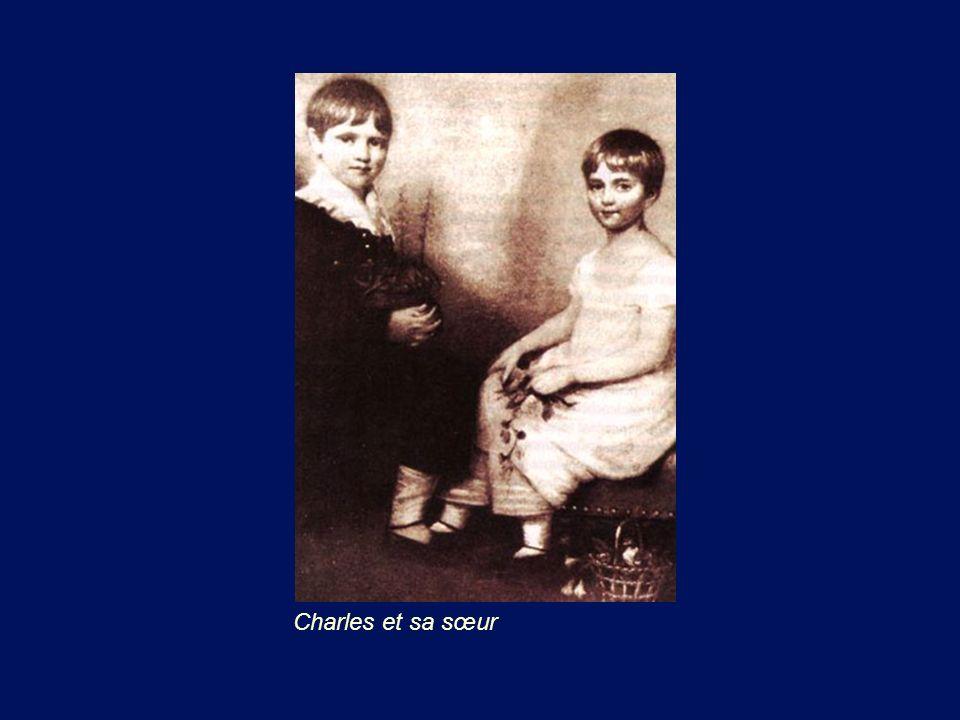 Charles et sa sœur
