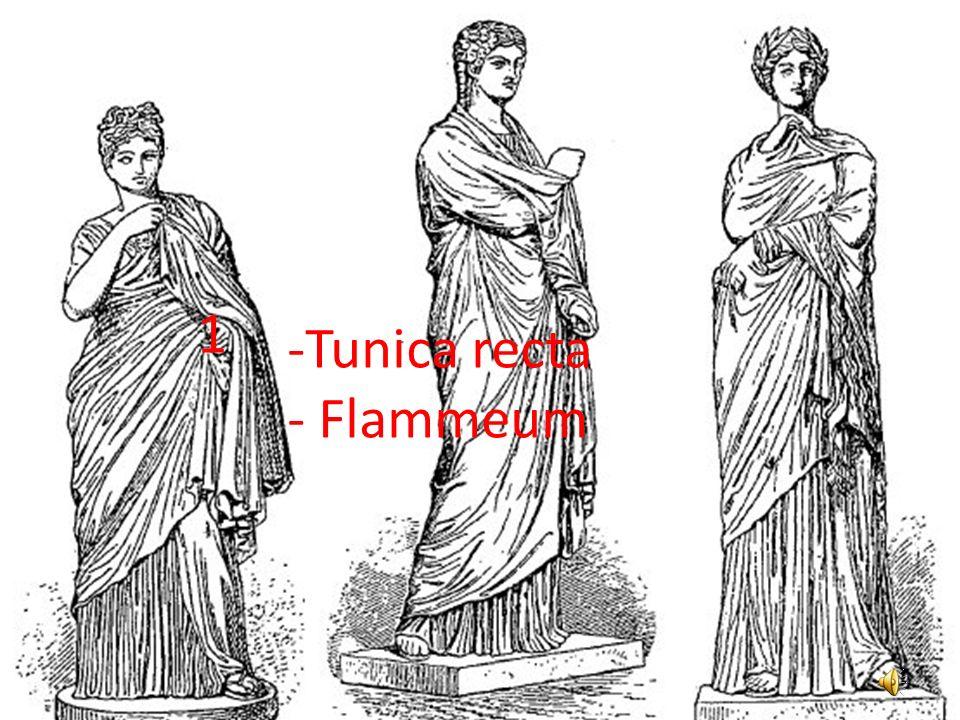 -Tunica recta - Flammeum 1